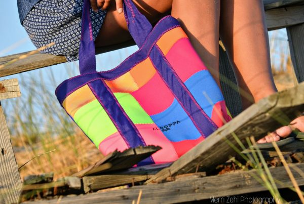 Alooppa Bag in use photo 1