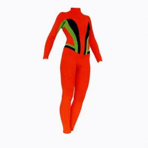 alooppa wetsuit long orange