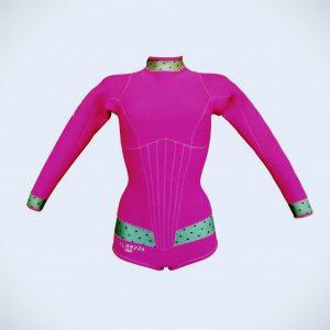 Alooppa lilac wetsuit