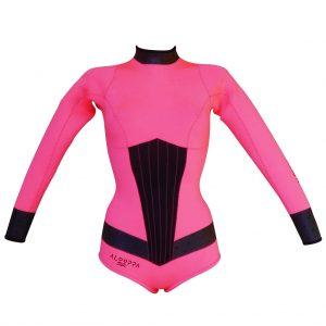 Alooppa Pink Spring Suit
